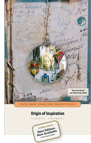 Origins of Inspiration Book Cover